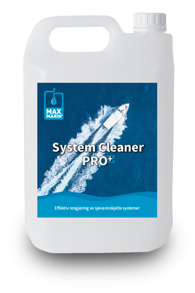 Maxmarin system cleaner pro+ 10L